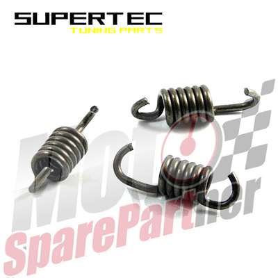 Clutch Spring Gy6 Std 3Pc Supertec 88492